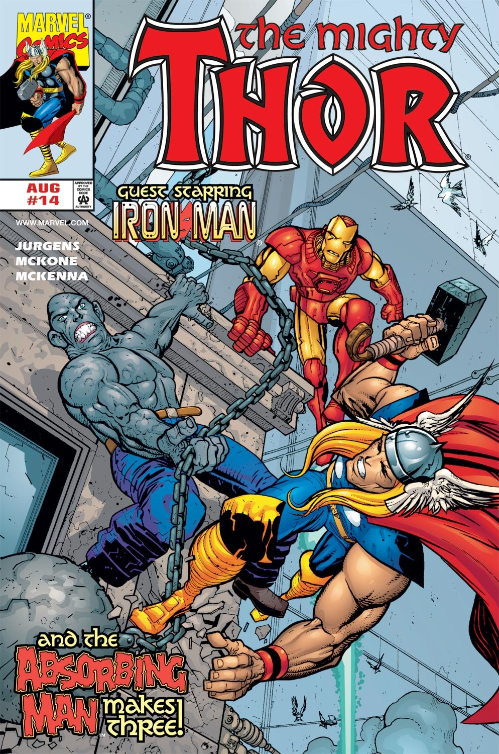 Thor (1998) Issue #14 #15 - English 1