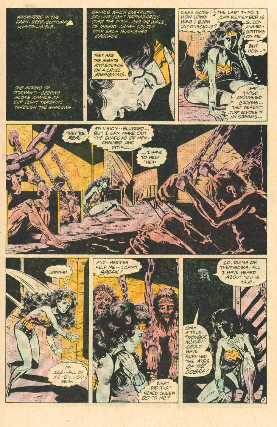 Read online Wonder Woman (1987) comic -  Issue #30 - 11
