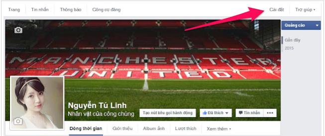 chon cai dat de gop fanpage facebook