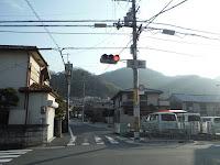 信貴山参詣道