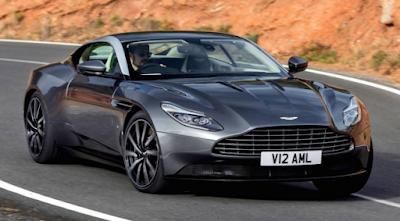 Aston Martin DB11 2017 Review, Design, Price, Engine
