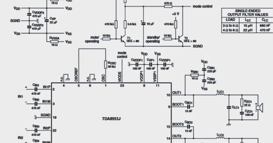 Wireless Home theater Circuit using Bluetooth Headset