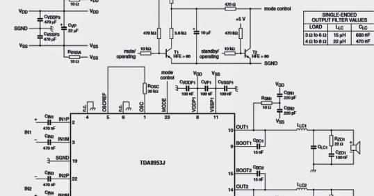 wireless schematics circuits