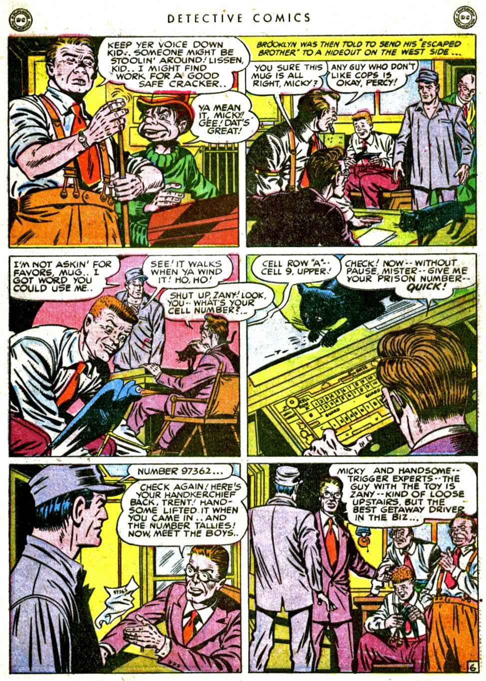 Read online Detective Comics (1937) comic -  Issue #144 - 43