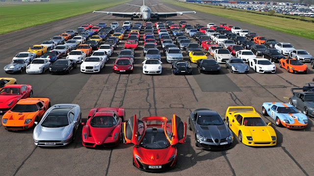 10 Things to consider when buying your first supercar