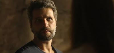 Gabriel (Bruno Gagliasso) vai declarar guerra à ex-noiva em cena de O Sétimo Guardião
