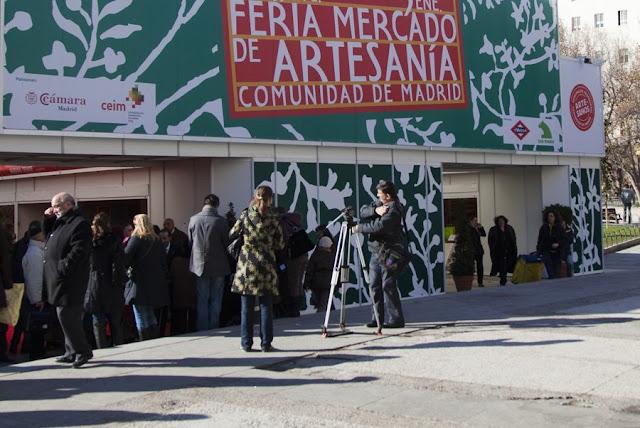 Feria-Mercado de Artesanía de la Comunidad de Madrid  2017 - 2018