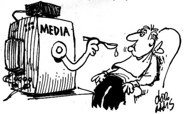 Media Massa Mempengaruhi Pola Perilaku Masyarakat