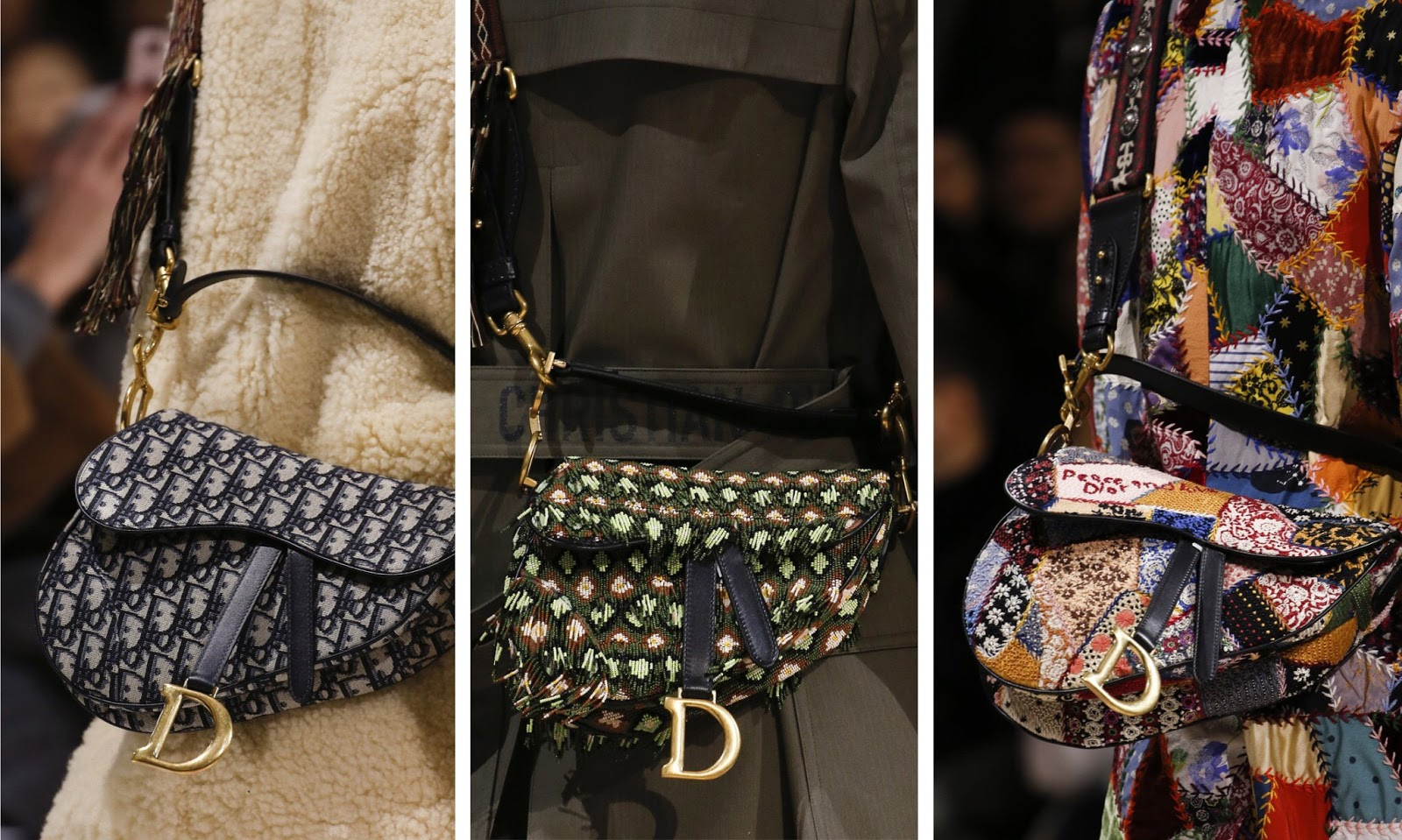 67084b4f83d7 ASTHER YINN  The Iconic Dior Saddle Bag Is Back!