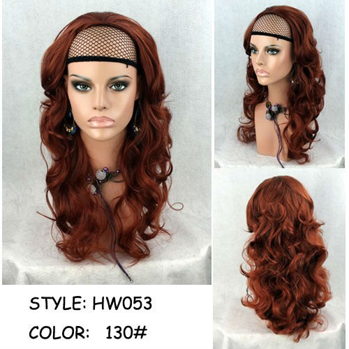 Half Wigs For African American Hair