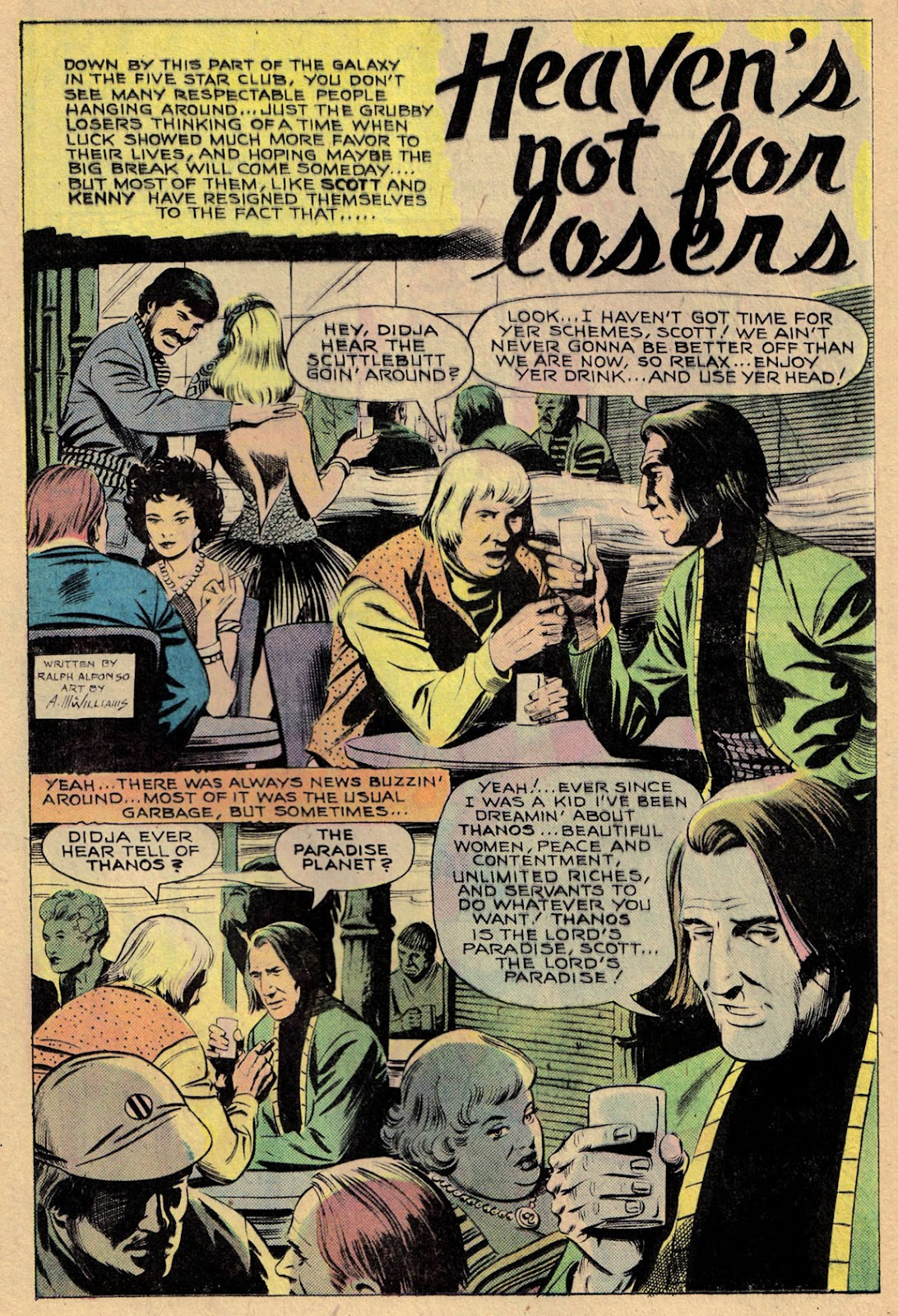 Read online Madhouse Comics comic -  Issue #97 - 20