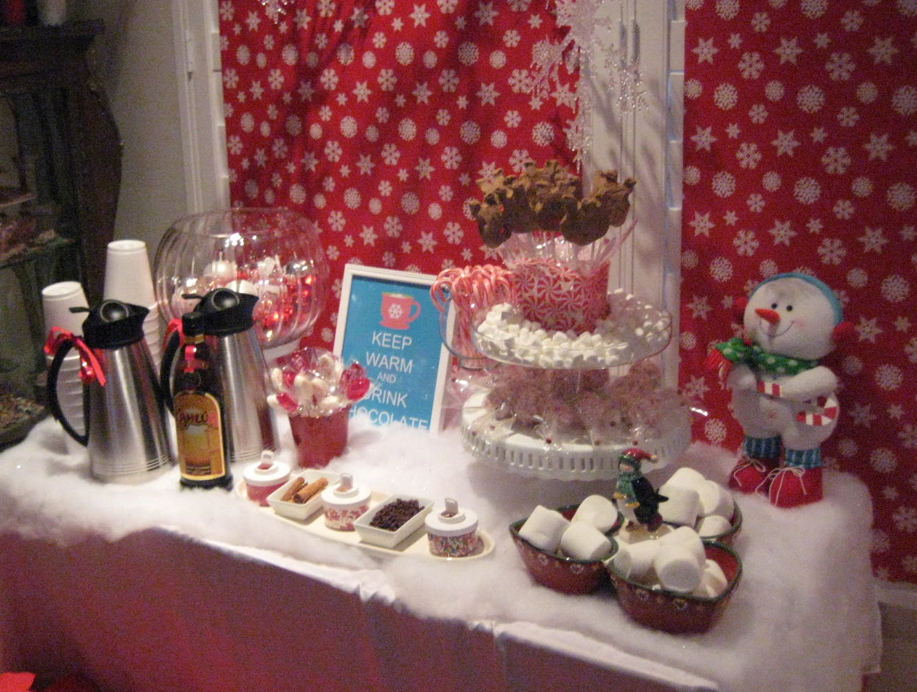 Creative Party Ideas By Cheryl Christmas Pajama Party