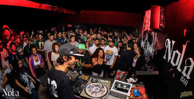 """O DJ Nuts vai se apresentar todas as quartas no """"Nola Bar"""""""