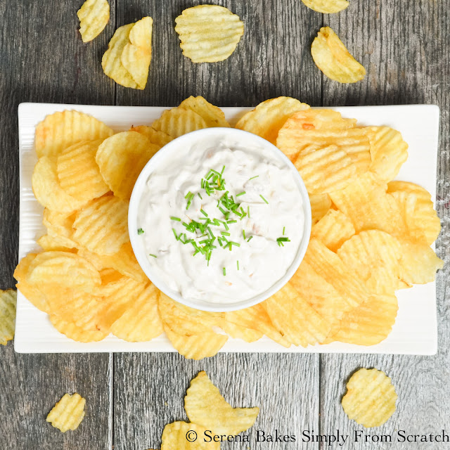 Grannies Clam Dip is a family favorite and perfect for parties!