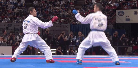 Kumite / Pertarungan Karate