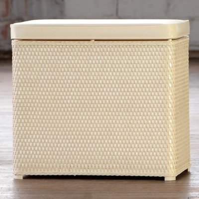 white bathroom bench hamper. gift registry beds and gifts on,