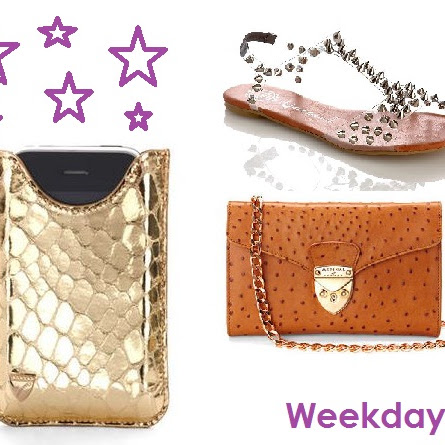 Weekday Wishlist #3