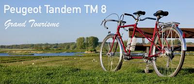 Peugeot Tandem TM 8 restoration
