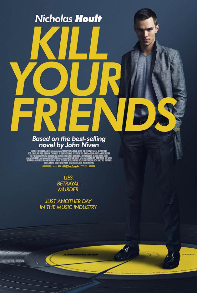 Kill Your Friends (2015) อยากดังต้องฆ่าเพื่อน [HD][พากย์ไทย]
