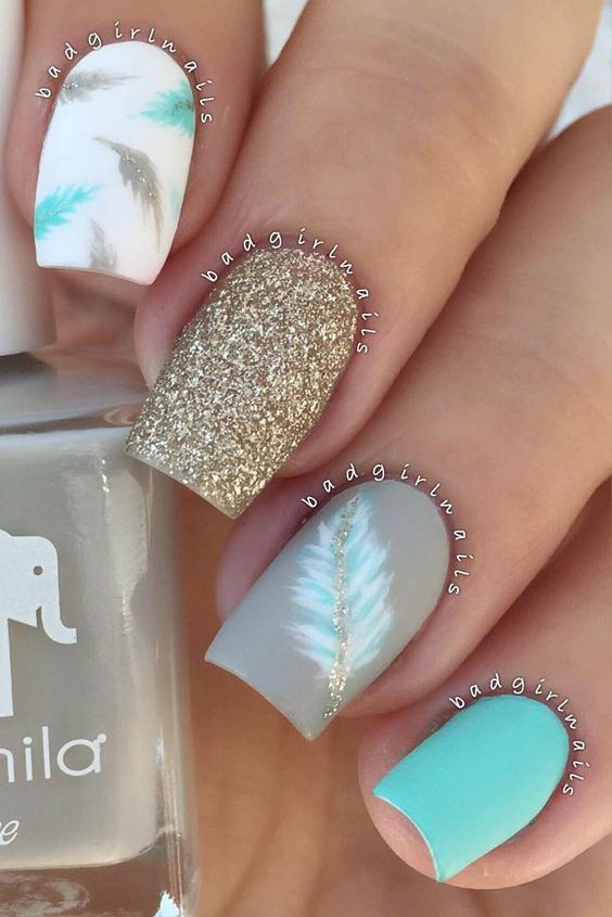perfect nail art design