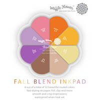 Fall Blend Ink Pad