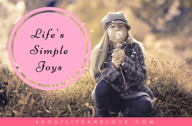 Life's Simple Joys
