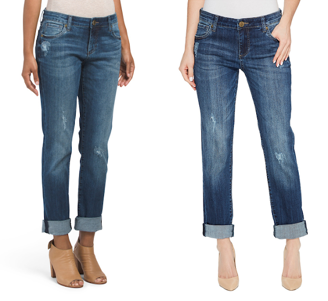 TJ Maxx: Kut from the Kloth Catherine Boyfriend Jeans only $25 (reg $89)!