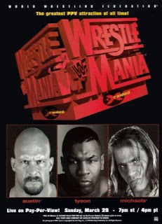 WWE / WWF - Wrestlemania 14 Review  - Event poster