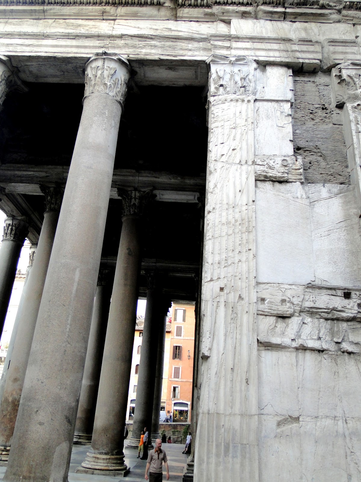 Italy Day 7: Pantheon