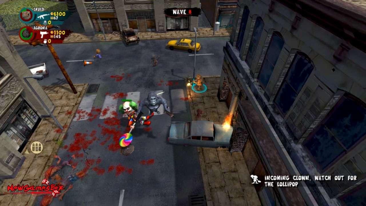 Скачать игру zombie на пк