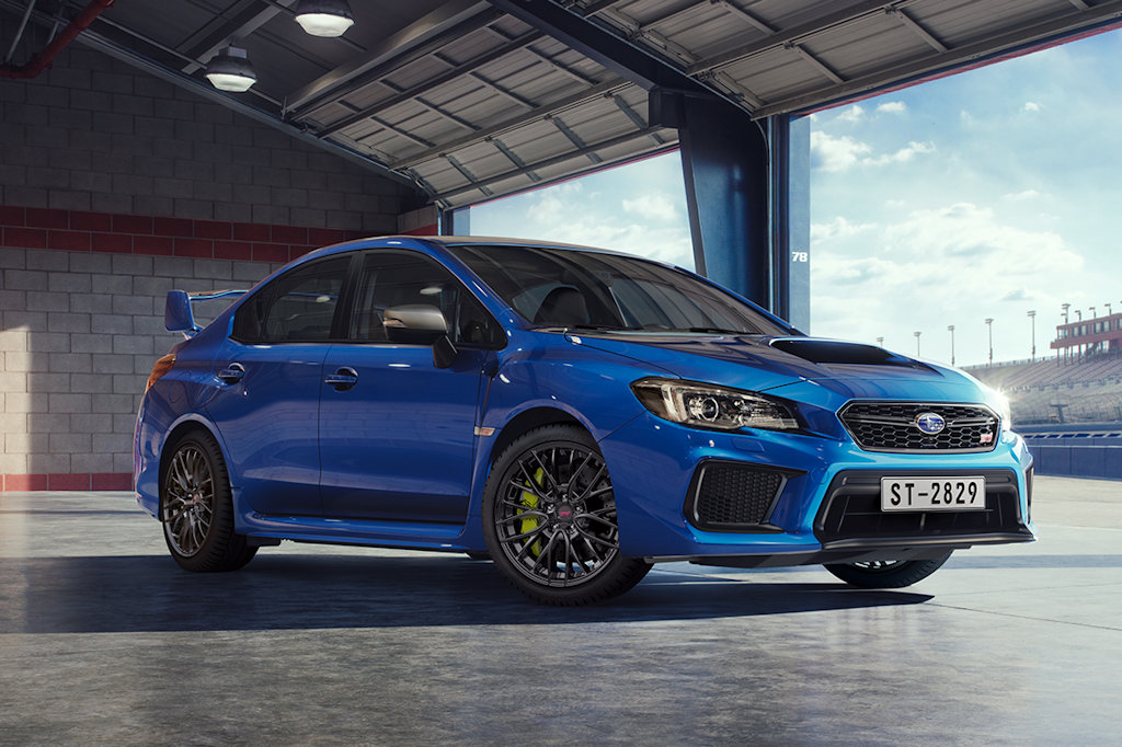 2019 Subaru WRX and WRX STI Adds More Luxury, Convenience ...