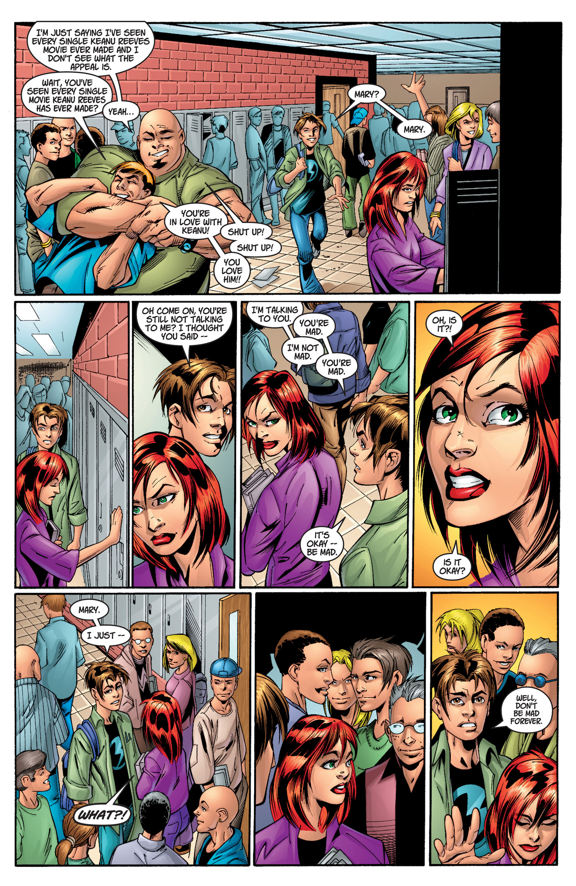Read online Ultimate Spider-Man (2000) comic -  Issue #11 - 9