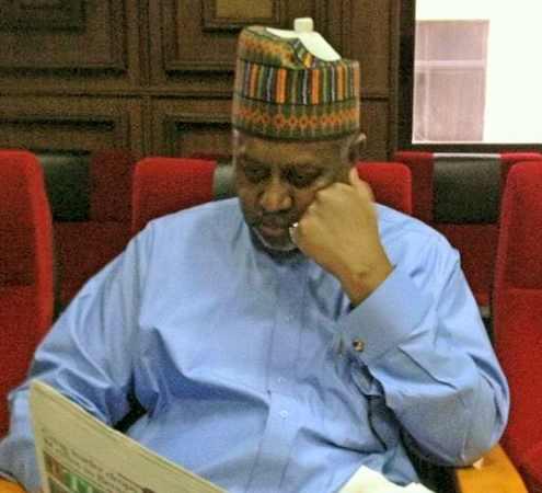 how dasuki spent $2.1 billion