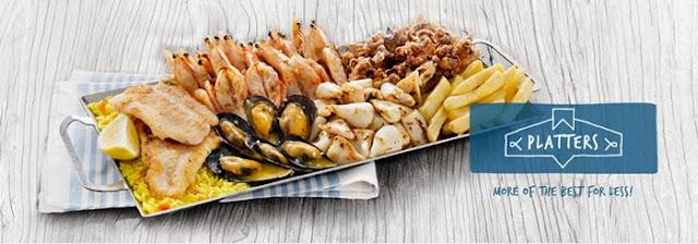 Ресторан Ocean Basket (Пафос, Кипр)