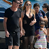 Photos: Mariah Carey, her kids & fiancé James Packer vacation in Greece