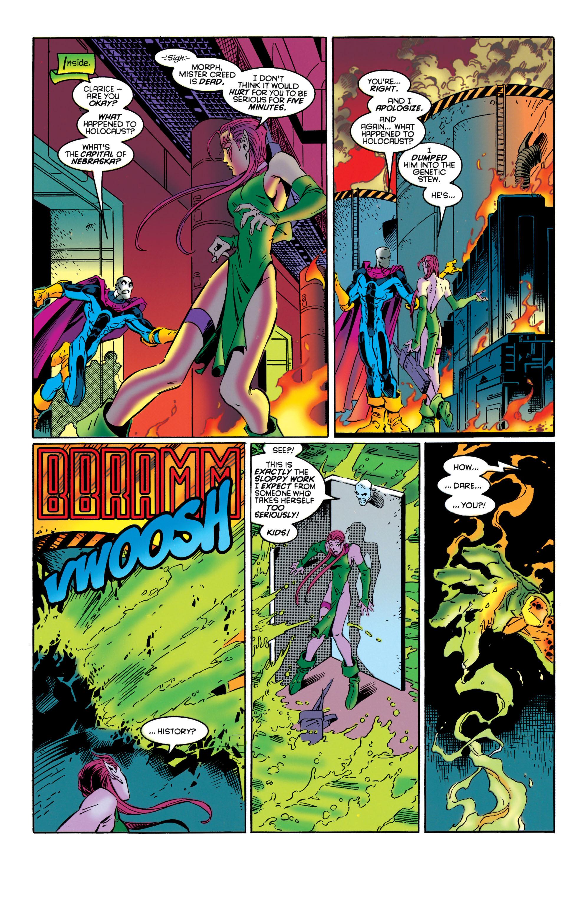 Read online Astonishing X-Men (1995) comic -  Issue #4 - 12