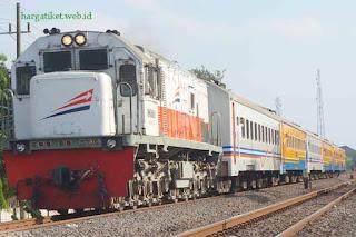 Kereta Api Rangkas Jaya