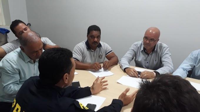 MOBILIDADE | Câmara Municipal e Viabahia discutem duplicação da BR 116 em Conquista