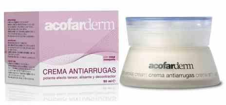 Tu Farmacia Natural: CREMA ANTIARRUGAS POTENTE EFECTO..