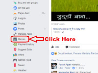 how to ignore game request on facebook