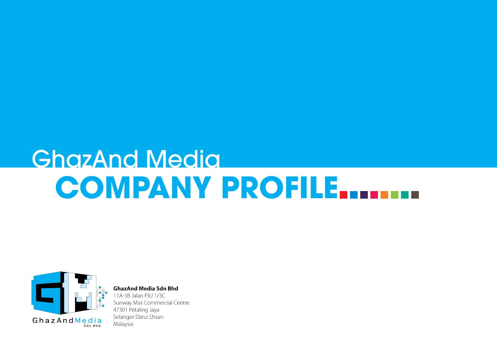 Company Profile Cover Page Sample Cover Letter