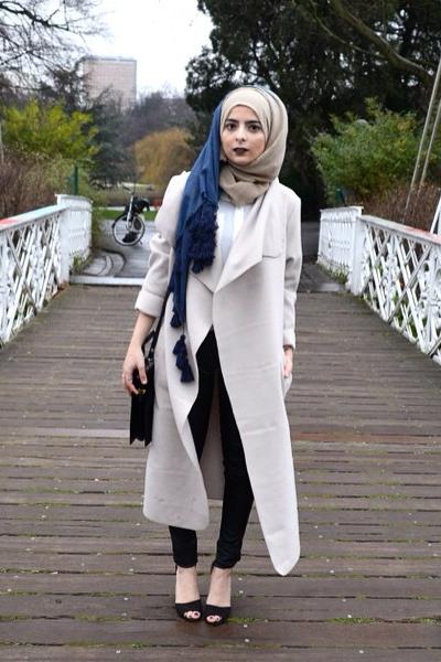 Muslimah Trend Fashion Padu Padan Hijab Biar Ga Bosan