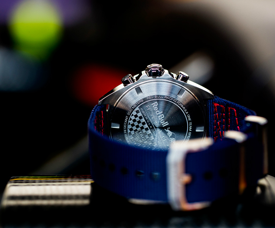 Fondello TAG Heuer Formula 1 Red Bull Racing Team