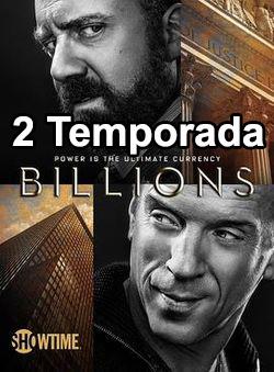 Assistir Billions 2 Temporada Online Dublado e Legendado