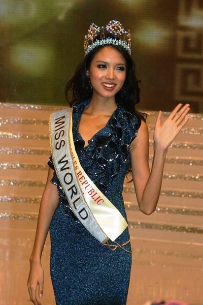 Miss World Of 2007 – Zhang Zilin