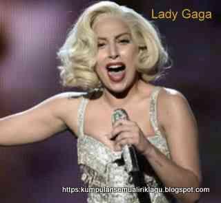 Lagu The Cure Lady Gaga