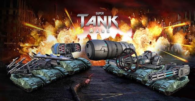 5 Game Android Terbaik Tank Battle Yang Tidak Boleh Kamu Lewatkan