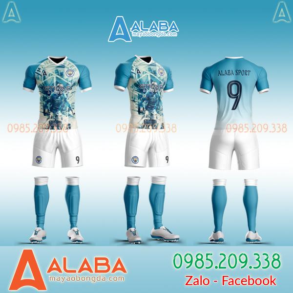 Áo Man City may theo yêu cầu mã ALB MC014