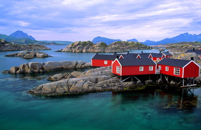Mortsund Noruega