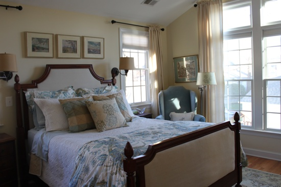 Houseography Master Bedroom Bedding Updates
